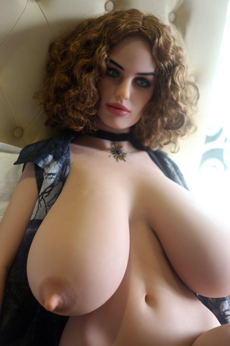 Sexpuppe Silke - Groe Boobs Und Kupfernes Haar - Dollparkcom-5320